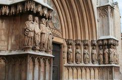Cattedrale di Tarragona Fotografie Stock Libere da Diritti