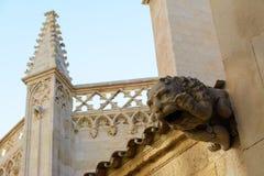 Cattedrale di Tarragona (Spagna) Immagini Stock