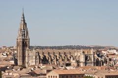 Cattedrale di Toledo Immagine Stock Libera da Diritti