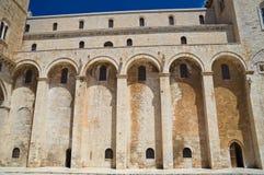Cattedrale di Trani La Puglia L'Italia Immagine Stock Libera da Diritti