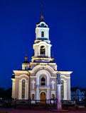 Cattedrale di trasfigurazione di Gesù, Donec'k Fotografie Stock