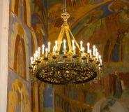 Cattedrale di trasfigurazione in monastero del san Euthymius Suzdal' Fotografie Stock