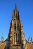 Cattedrale di Ulm, Germania Immagine Stock