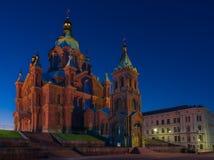 Cattedrale di Uspenski Immagine Stock Libera da Diritti