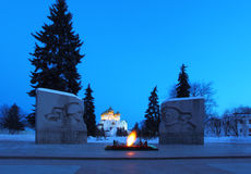 Cattedrale di Uspensky Fotografia Stock
