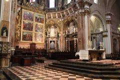 Cattedrale di Valencia Fotografia Stock Libera da Diritti