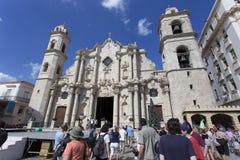 Cattedrale di vergine Maria Fotografie Stock Libere da Diritti