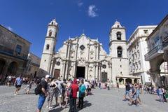 Cattedrale di vergine Maria Immagini Stock Libere da Diritti