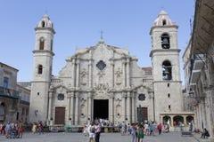 Cattedrale di vergine Maria dell'immacolata concezione Fotografia Stock Libera da Diritti