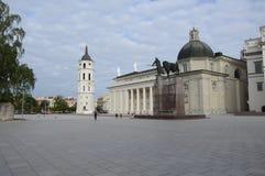 Cattedrale di Vilnius Fotografie Stock Libere da Diritti