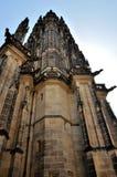 Cattedrale di Vitus del san Immagini Stock Libere da Diritti
