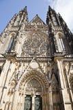 Cattedrale di vitus del san Immagine Stock Libera da Diritti
