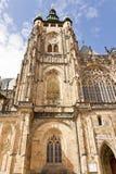 Cattedrale di vitus del san Immagini Stock