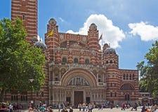 Cattedrale di Westminster a Londra Immagini Stock