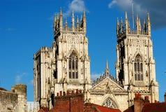 Cattedrale di York fotografie stock libere da diritti