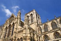 Cattedrale di York immagini stock libere da diritti
