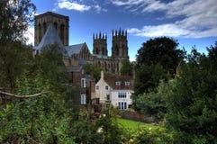 Cattedrale di York Immagine Stock