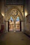 Cattedrale di York cathederal - interno Immagini Stock Libere da Diritti