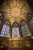 Cattedrale di York cathederal - interno Immagine Stock Libera da Diritti