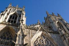 Cattedrale di York, dicembre 2006 Fotografie Stock