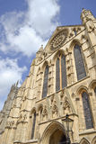 Cattedrale di York in Inghilterra Fotografia Stock