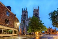 Cattedrale di York, Inghilterra Fotografie Stock Libere da Diritti