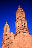 Cattedrale di Zacatecas Fotografie Stock Libere da Diritti