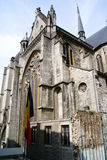 Cattedrale in Dinant Immagine Stock
