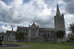 Cattedrale Dublino di San Patrizio Fotografie Stock