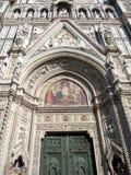 Cattedrale Firenze n.2 Fotografia Stock Libera da Diritti