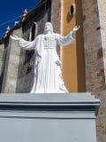 Cattedrale Gesù di Mazatlan Immagini Stock