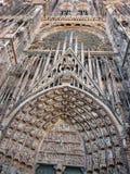 Cattedrale gotica Immagine Stock Libera da Diritti