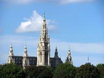 Cattedrale gotica Immagini Stock Libere da Diritti