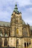 Cattedrale gotica della st Vitus Fotografia Stock Libera da Diritti