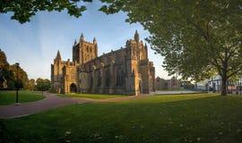 Cattedrale Hereford Fotografia Stock Libera da Diritti