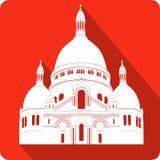 Cattedrale, illustrazione illustrazione di stock