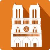 Cattedrale, illustrazione illustrazione vettoriale
