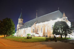 Cattedrale Immanuel Kants Fotografia Stock Libera da Diritti