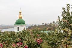 Cattedrale a Kiev Immagini Stock