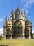 Cattedrale in Lincoln, Inghilterra immagine stock