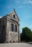 Cattedrale a Lund Immagine Stock