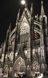Cattedrale magica Immagini Stock Libere da Diritti