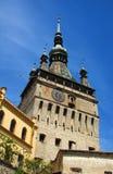 Cattedrale medioevale, Sighisoara, Romania Fotografie Stock Libere da Diritti