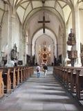 Cattedrale in Merseburg Fotografia Stock Libera da Diritti