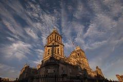 Cattedrale metropolitana fotografie stock libere da diritti