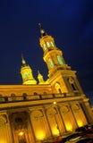 Cattedrale Morelia, Messico fotografie stock libere da diritti