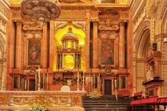 Cattedrale-Moschea di Cordova, Spagna Immagini Stock Libere da Diritti