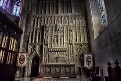 Cattedrale nazionale immagini stock libere da diritti