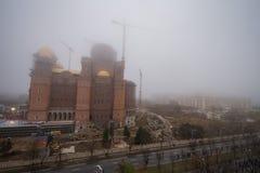 Cattedrale nazionale di Romania's immagini stock