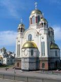 Cattedrale nei nomi di tutti i san Fotografia Stock Libera da Diritti
